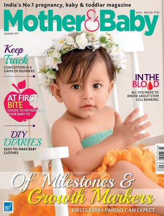 Mother & Baby India January 2017