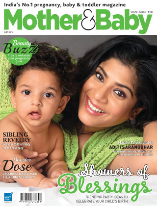 Mother & Baby India July 2017