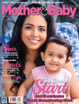 Mother & Baby India August 2017
