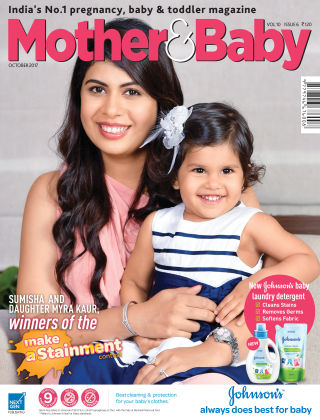 Mother & Baby India October 2017