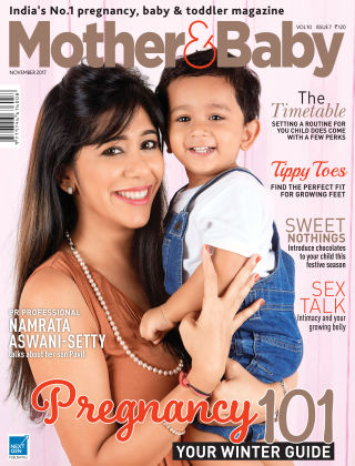 Mother & Baby India November 2017