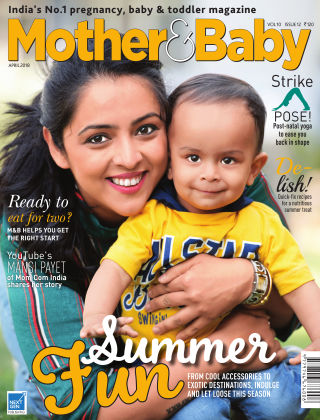 Mother & Baby India April 2018