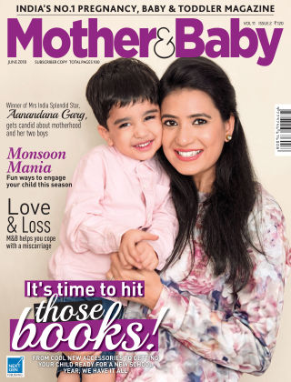 Mother & Baby India June 2018