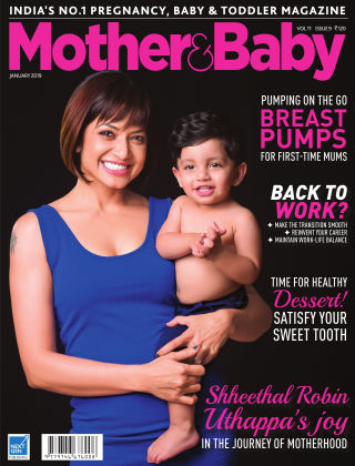 Mother & Baby India January 2019