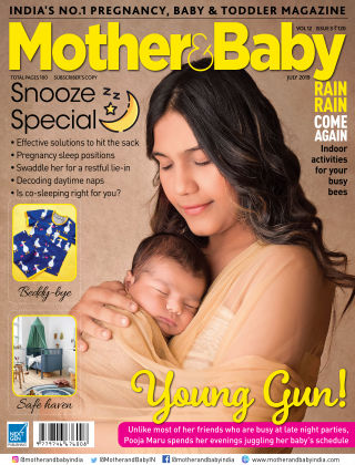 Mother & Baby India July 2019
