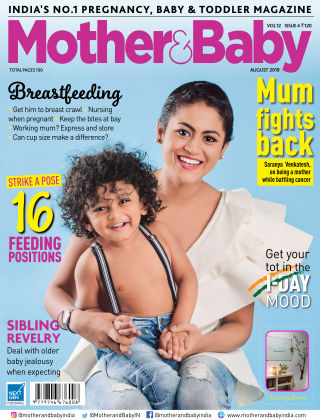 Mother & Baby India August 2019