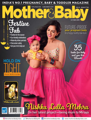 Mother & Baby India October 2019