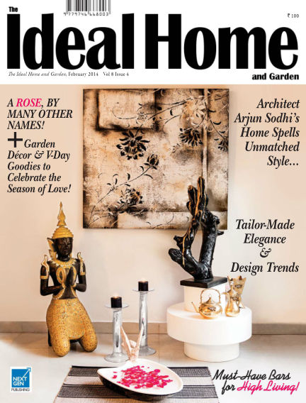 Ideal Home and Garden February 01, 2014 00:00
