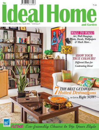 Ideal Home and Garden 2014-03-01