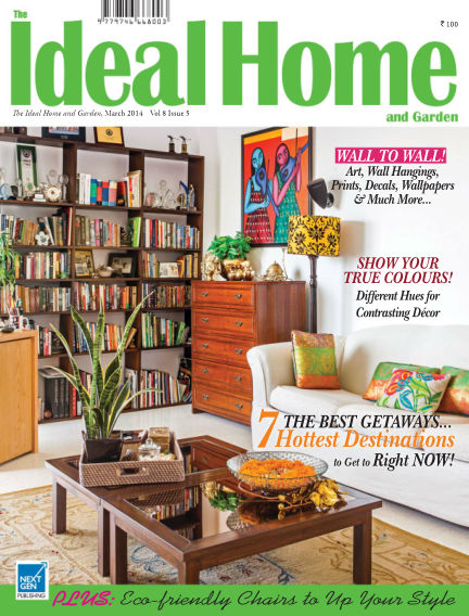 Ideal Home and Garden March 01, 2014 00:00