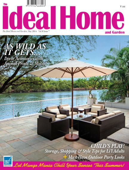 Ideal Home and Garden May 01, 2014 00:00