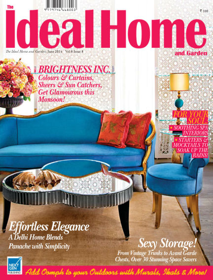 Ideal Home and Garden June 02, 2014 00:00