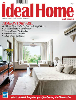 Ideal Home and Garden July 2014