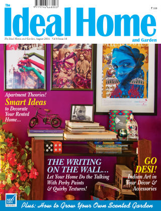 Ideal Home and Garden August 2014