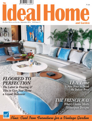 Ideal Home and Garden September 2014