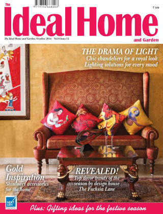 Ideal Home and Garden October 2014
