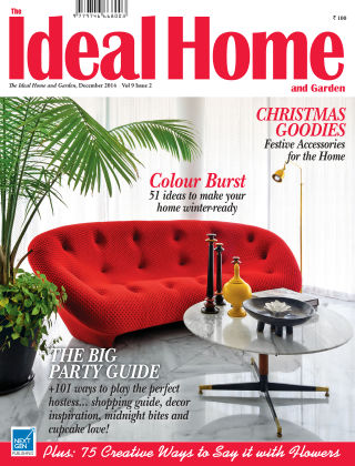 Ideal Home and Garden December 2014