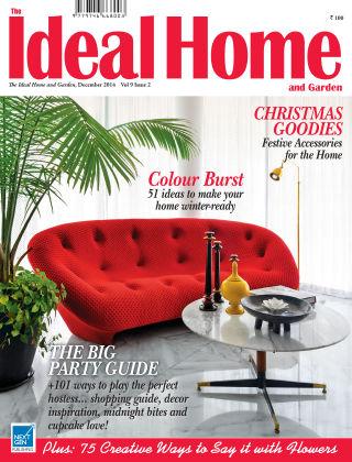 Ideal Home and Garden December 2014