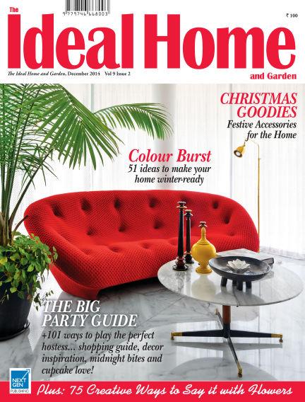 Ideal Home and Garden December 03, 2014 00:00