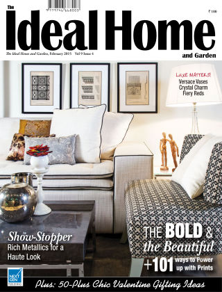 Ideal Home and Garden February 2015
