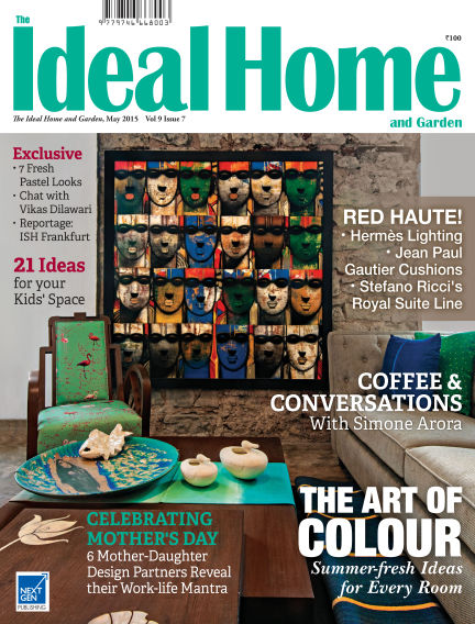 Ideal Home and Garden May 01, 2015 00:00