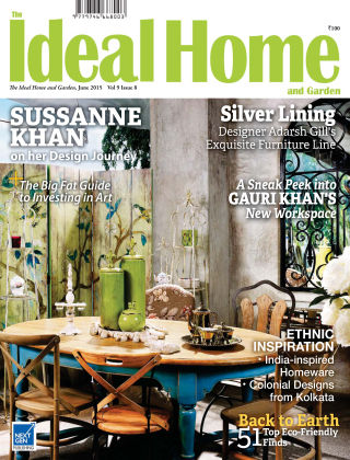 Ideal Home and Garden June 2015