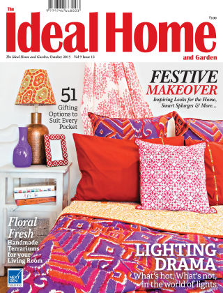 Ideal Home and Garden October 2015