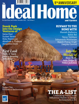 Ideal Home and Garden November 2015
