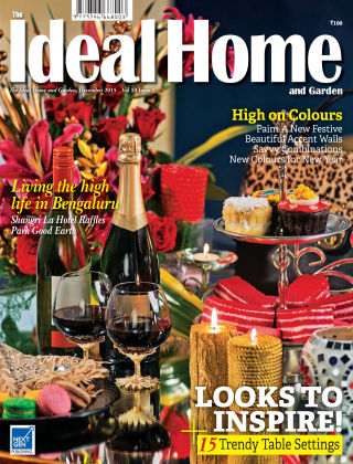 Ideal Home and Garden December 2015