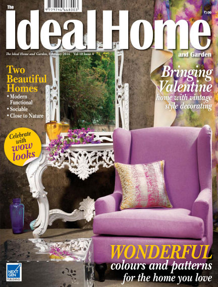 Ideal Home and Garden February 01, 2016 00:00