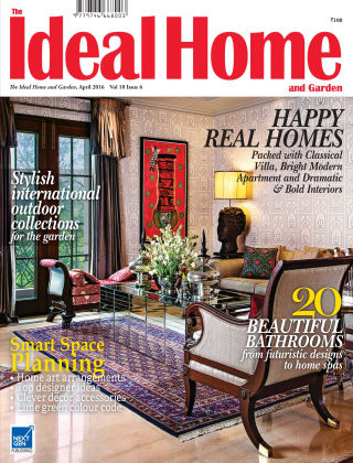 Ideal Home and Garden April 2016
