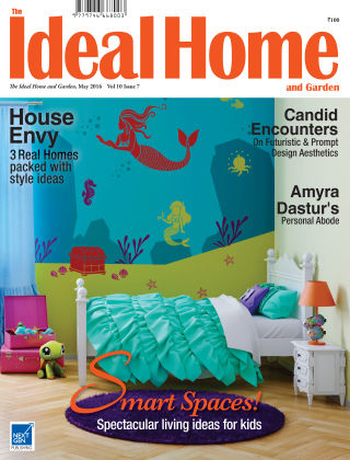 Ideal Home and Garden May 2016