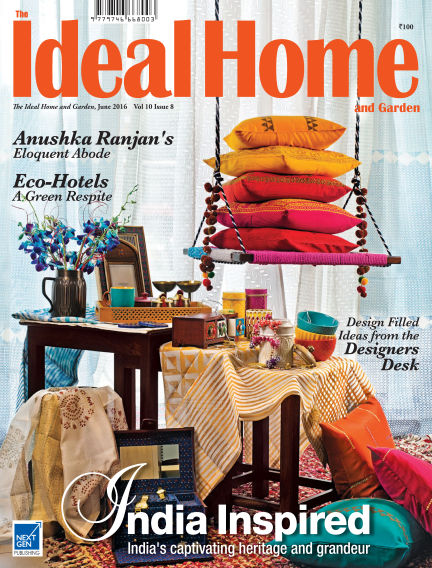 Ideal Home and Garden May 26, 2016 00:00