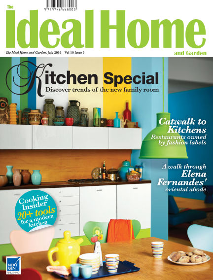 Ideal Home and Garden June 22, 2016 00:00