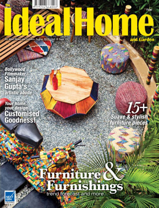 Ideal Home and Garden August 2016