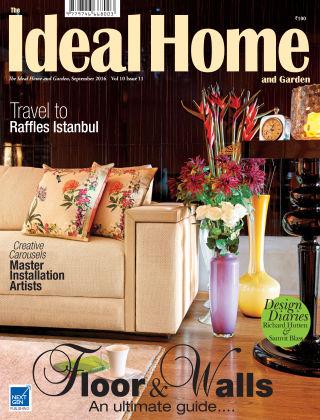 Ideal Home and Garden September 2016