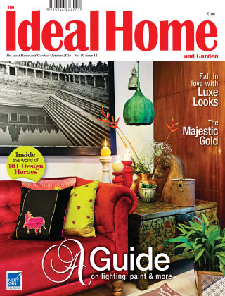 Ideal Home and Garden October 2016