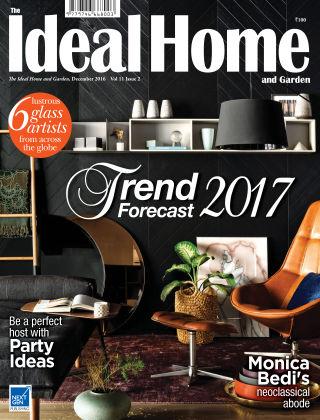 Ideal Home and Garden December 2016