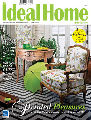 Ideal Home and Garden February 2017