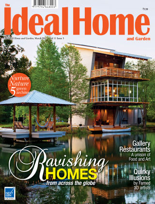 Ideal Home and Garden March 2017
