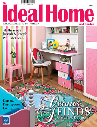 Ideal Home and Garden May 2017