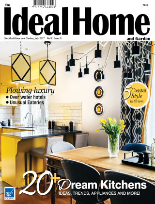 Ideal Home and Garden July 2017