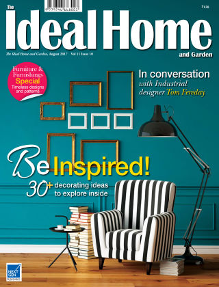 Ideal Home and Garden August 2017