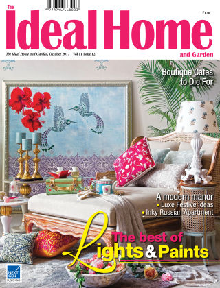 Ideal Home and Garden October 2017