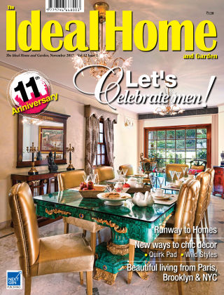 Ideal Home and Garden November 2017