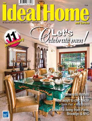 Ideal Home and Garden November 2017