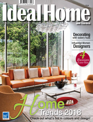 Ideal Home and Garden December 2017