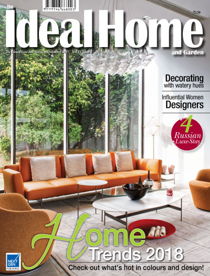 Ideal Home and Garden November 29, 2017 00:00