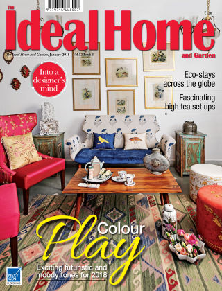 Ideal Home and Garden Jan 18