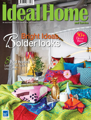 Ideal Home and Garden March 2018